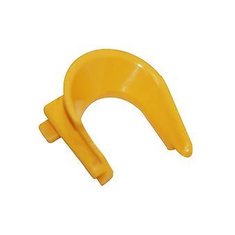 Kabel kołnierz żółty Dc05