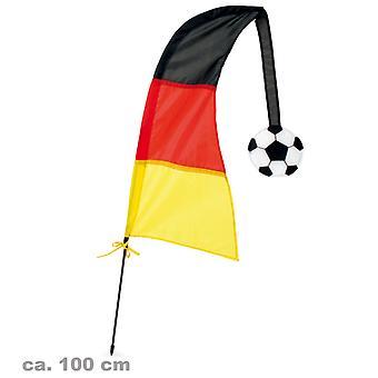 Vind vane fan 100 cm Tyskland part Tyskland