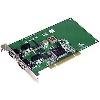Advantech PCI-1680U Card PCI, CAN bus No. of outputs: 2 x