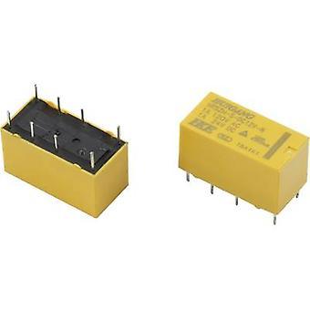 HKE HRS2H-S-DC24V-N PCB relay 24 V DC 2 A 2 change-overs 1 pc(s)