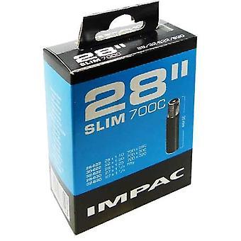 """IMPAC cykel tube 28 """"SLIM"""