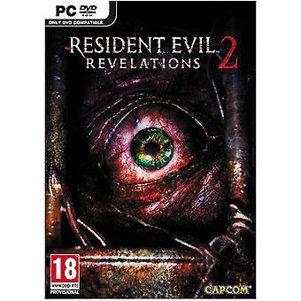 Jeu PC Resident Evil Revelations 2