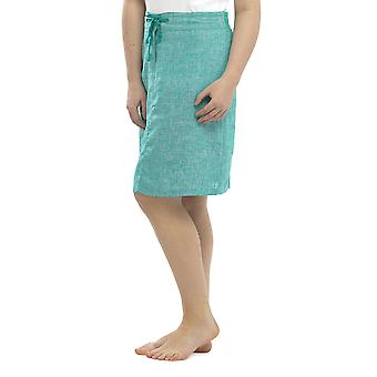 Womens Tom Franks Two Tone Marl Colour Easy Care Linen Summer Skirt