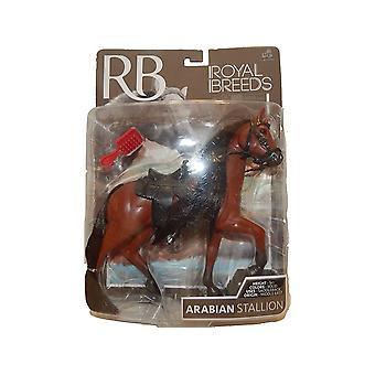 Lanard Toys 85001 The Royal Breeds Chestnut Arabian Stallion Toy