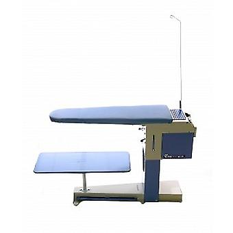 De-Luxe Vacuum and Heated Ironing Table for Industrial Use