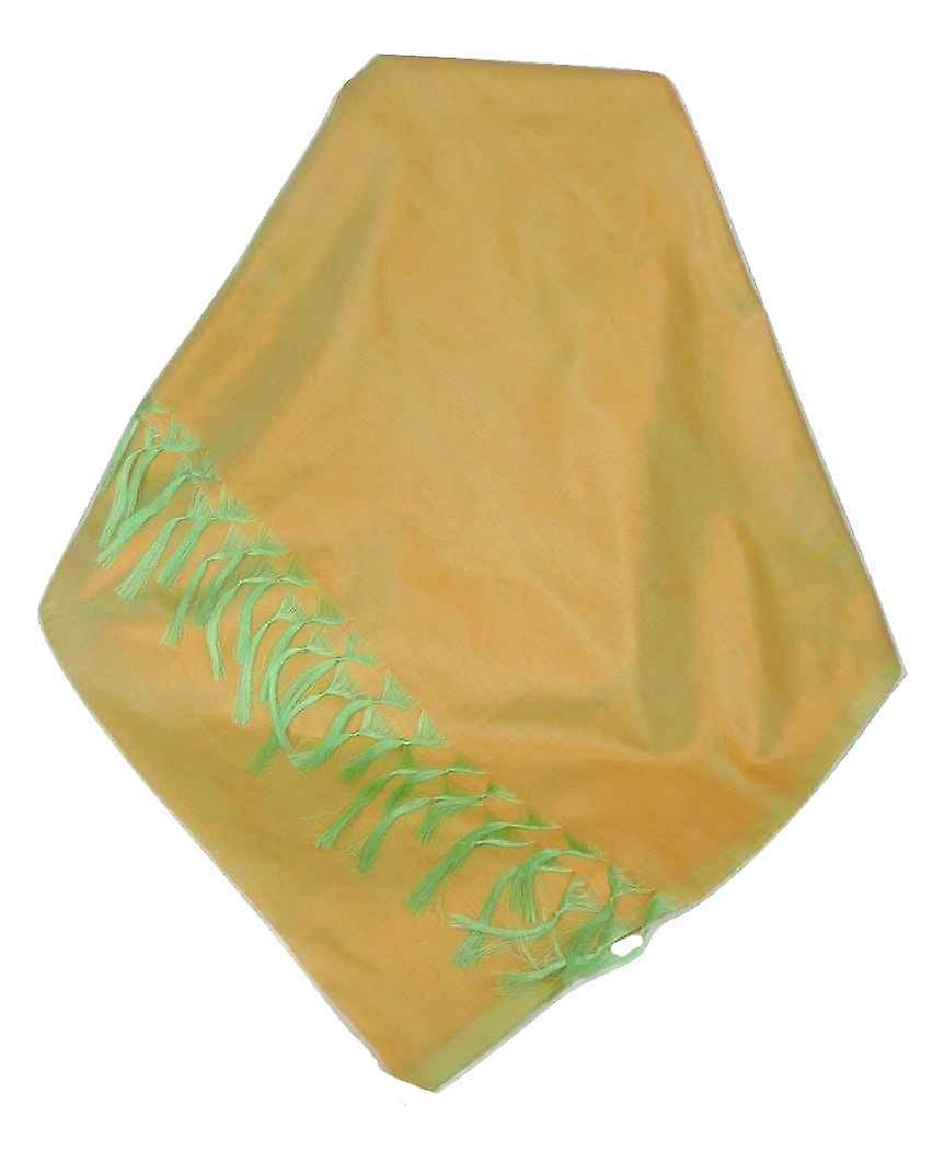 Varanasi Silk Long Scarf Heritage Range Sahni 4 Blush by Pashmina & Silk