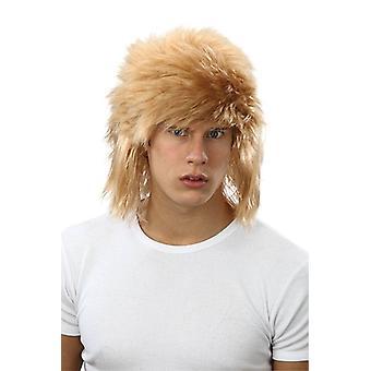 Shaggy Wig. Blondynka.