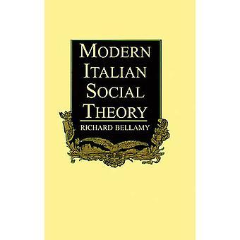 Moderne Italiaanse sociale theorie - ideologie en politiek van Pareto aan th