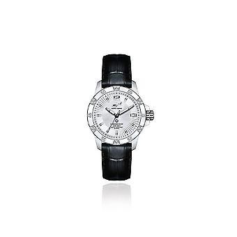 CHRIS BENZ - Diver Watch - DIAMOND DIVER Silver Bay - CB-DD200-SI-LBS