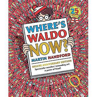 Var är Waldo nu?