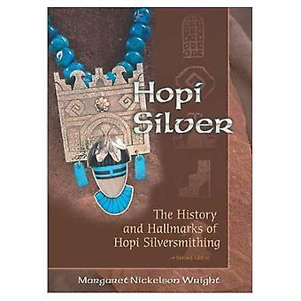 Hopi hopea: Historia ja Hopi Silversmithing tunnusmerkkejä