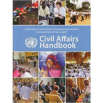 Handboek van de civiele zaken van de Verenigde Naties