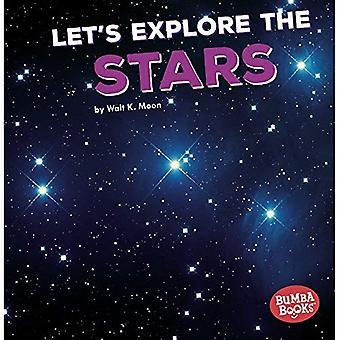 Låt oss utforska stjärnorna (Bumba böcker en första titt på utrymme)