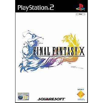 Final Fantasy X (PS2) - Neu