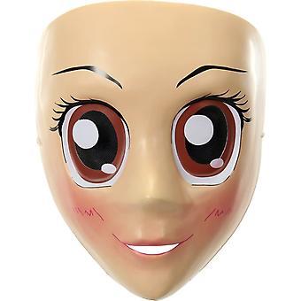 Аниме маска карие глаза для взрослых
