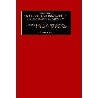 Onderzoek naar technologische innovatiemanagement en beleid door Burgelman & Robert A.