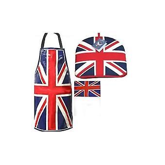 Union Jack Wear Patriotic Union Jack Kitchen Set