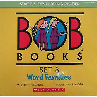 Bob Books Set 3 - Word Families by Bobby Lynn Maslen - John Maslen - S