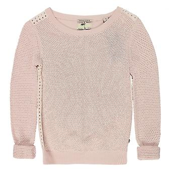 Maison Scotch Blossom Summer Knit