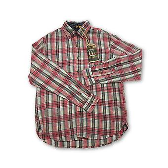 Tailor Vintage shirt in red