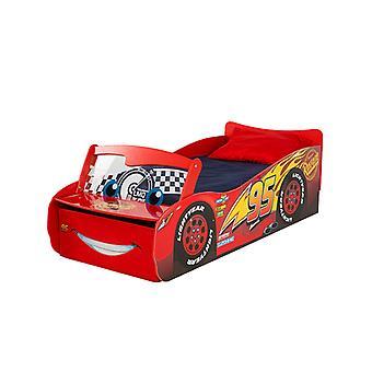 Disney Cars Sagge McQueen incluso letto per bambini con stoccaggio