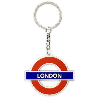 Tfl™2006 licensed ductile london roundel™ keyring