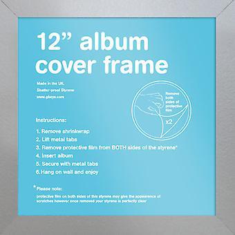 Eton argento cornice Album Poster / stampa Frame