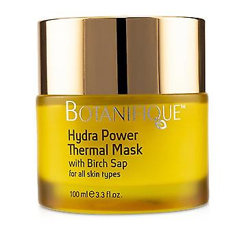Botanifique Hydra Power Thermal Mask 100ml/3.3 oz