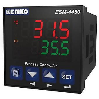 Regulator temperatury PID EMKO ESM-4450 J, K, R, S, T, B, E, N, C, Pt100 5 A przekaźnik RS 232 (L x b x H) 105 x 48 x 48 mm