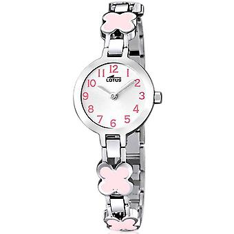 Lotus junior Quartz Analog Child Watch avec 15828/2 Bracelet en acier inoxydable