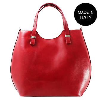 Borsa a spalla in pelle Made in Italy 80046