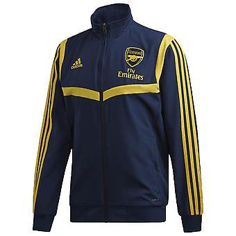 2019-2020 Arsenal Adidas EU Presentation Jacket (Navy)