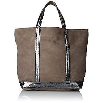 Vanessa Bruno Cabas Moyen - Grey Women's Tote Bags (Acier) 16x30x43 cm (W x H L)