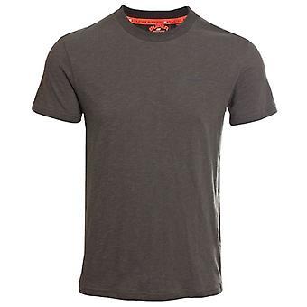 Superdry Urban Athletic Classic camiseta Oliva/negro Alimentador