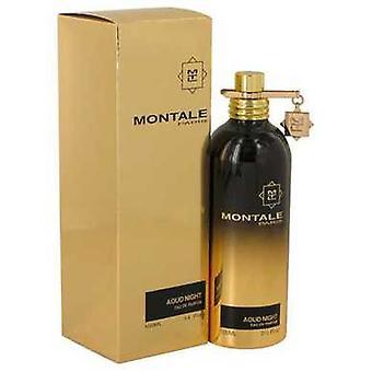Montale Aoud Night By Montale Eau De Parfum Spray (unisexe) 3.4 Oz (femmes) V728-540112