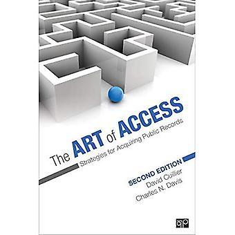 L'arte dell'accesso: strategie per l'acquisizione di documenti pubblici / edizione 2