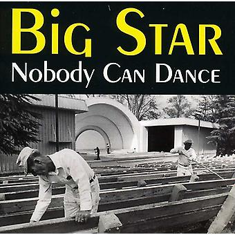 Big Star - Nobody Can Dance [CD] USA import