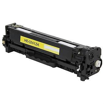 eReplacements Premium Toner Cartridge For HP CE412A