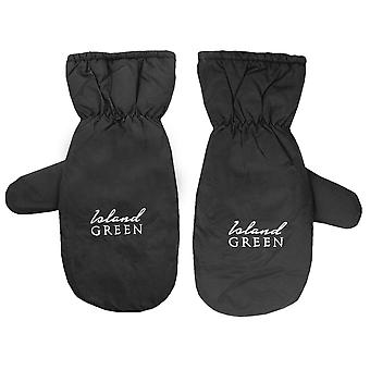 Island Green Mens Fleece Lined Golf Gloves Mitts