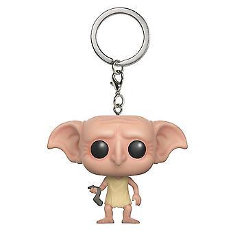Harry Potter Dobby Pocket Pop! Keychain