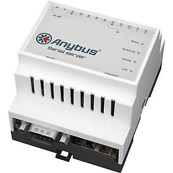 Serial device servers LAN, RS-232, RS-485 Anybus AB7701 Operating voltage: 12 Vdc, 24 Vdc