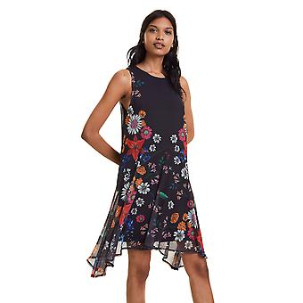 Desigual Women's Francine Floral Floaty Dress
