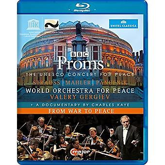 Unesco Concert for Peace [BLU-RAY] USA import