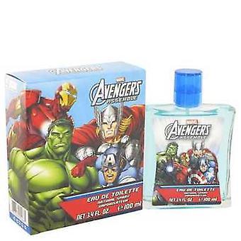 Avengers By Marvel Cool Köln Spray 6.8 Oz (miehet) V728-548276