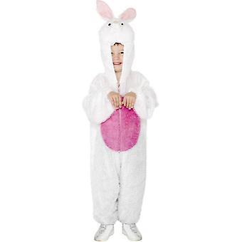 Rabbit/Bunny Costume, Medium.  Medium Age 7-9