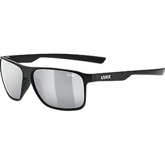 Uvex LGL 33 Pola Black Mat Mirror Polarized
