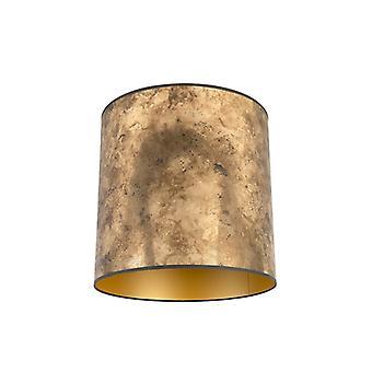 QAZQA lampun varjostin pronssi 40/40/40 kultainen sisustus