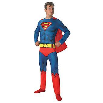 Superman Comic Book  Kostüm für Herren Original