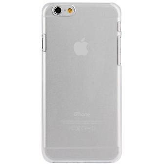 For iPhone 6S PLUS, 6 PLUS tilfelle, klar høy kvalitet holdbar skjerming deksel