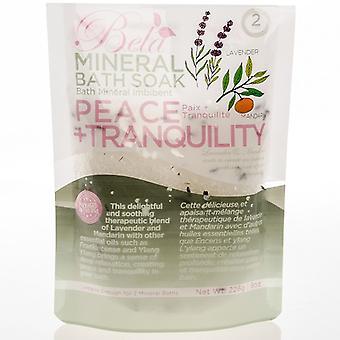 Bela Mineral Bath Soak Peace + Tranquility